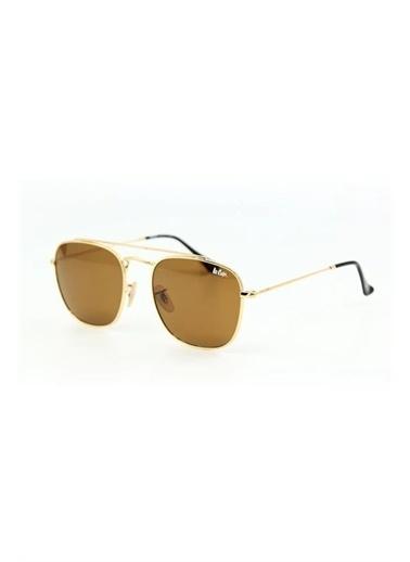Lee Cooper Lc 1094 Col 01 54-18-143 Erkek Güneş Gözlüğü Altın